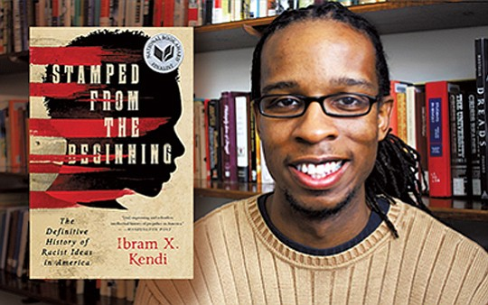 Racial Justice Book Club: Stamped from the Beginning